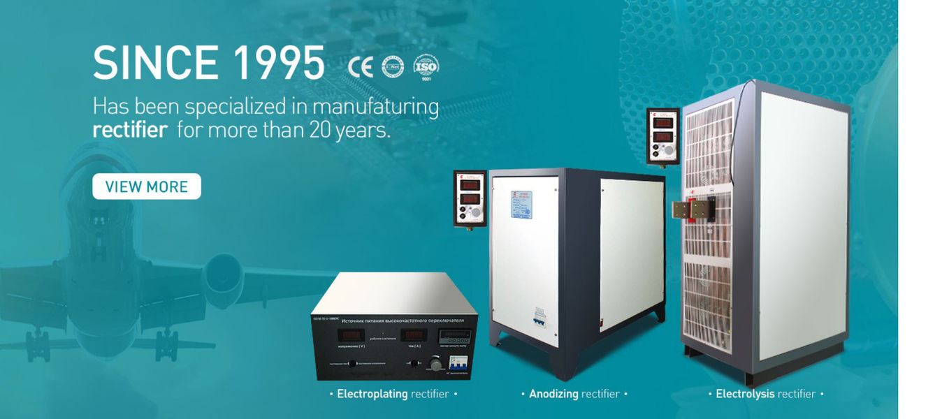 China best Electroplating Power Supply on sales