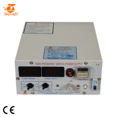 Plating Rectifier High Frequency Switching Power Supply 15V 50A Small Size