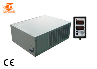 Adjustable Electropolishing Equipment Power Supply 18V 500A Three Phase