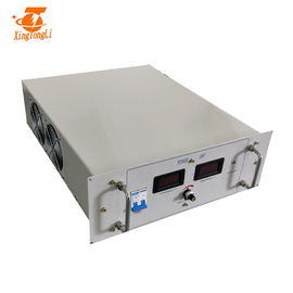 HF Switching Electroplating Rectifier SMR 12v 400a With 380v 3 Phase AC Input