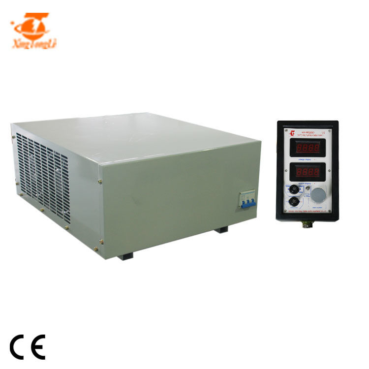 Single Phase Chrome Electroplating Power Supply Rectifier 200A 24 Volt supplier