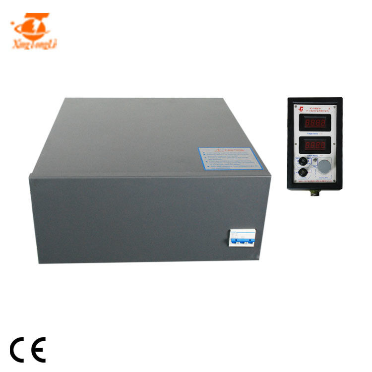 High Frequency Metal Electroplating Rectifier 10V 1500A CE Standard