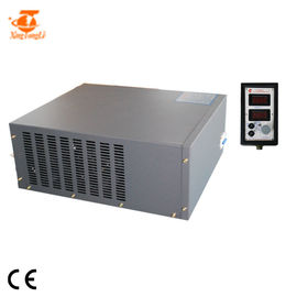 AC to DC High Frequency Switching Power Supply Zinc Plating Rectifier 12V 1500A